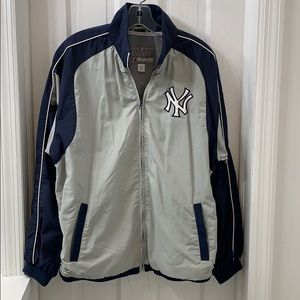 ❄️New York Yankees Majestic Youth Windbreaker - XL